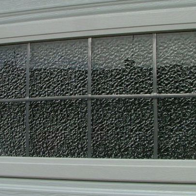 Garage Door Window